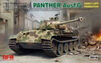 Танк Panther Ausf.G
