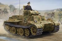 Танк German Pzkpfw.I Ausf.F (VK1801) Late  (1:35)